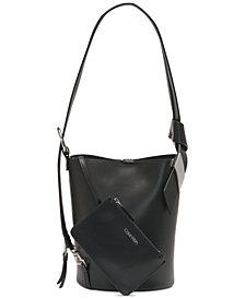 Calvin Klein Karsyn Convertible Hobo Backpack