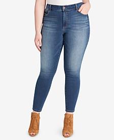 Trendy Plus Size Skinny Jeans