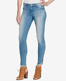 Jessica Simpson Juniors' Serano Kiss Me Super-Skinny Jeans