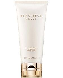Estée Lauder Beautiful Belle Refreshing Shower Gel, 6.7-oz.