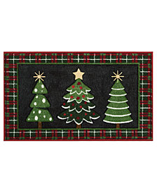 "Nourison Three Trees 18"" x 30"" Accent Rug"