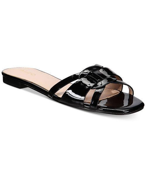 8cdcff4a0f6 ALDO Astirassa Slide Sandals   Reviews - Sandals   Flip Flops ...