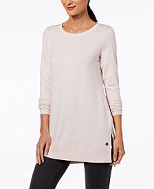Ideology Soft Long Sleeve Tunic, Created for Macy's
