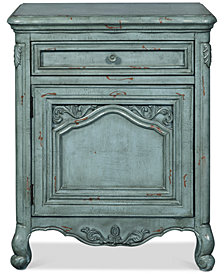 Johnsbury Accent Door Chest, Quick Ship