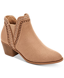 Style & Co Meridaa Ankle Booties, Created for Macy's
