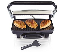 Panini Press & Indoor Grill