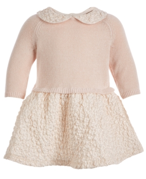 First Impressions Baby Girls Layered Dress Created for Macys
