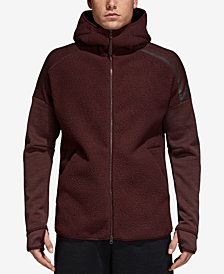 adidas Men's Z.N.E. Fleece Zip Hoodie
