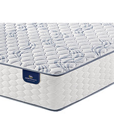 Serta Perfect Sleeper 12.5'' Broadview Firm Mattress-  Twin