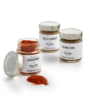 Image of Martha Stewart Collection 3-Pc. Bbq Spice Set, Created for Macy's