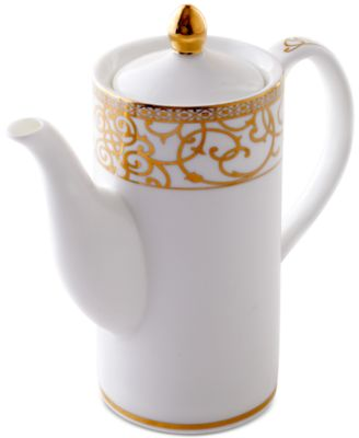 Athena Gold  Tea Pot