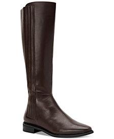 Calvin Klein Women's Finley Wide-Calf Boots