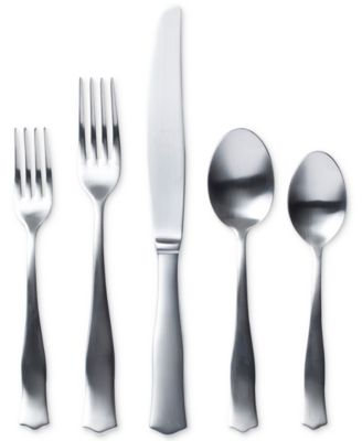 Borgo Matte 5-Pc. Place Setting