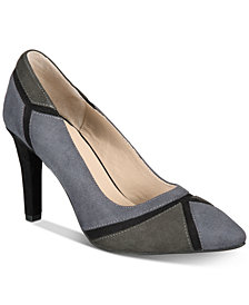Rialto Morgana Colorblocked Pumps