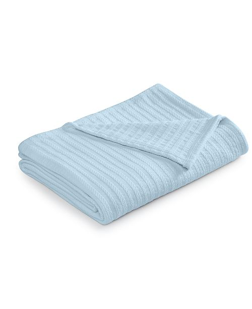 Charter Club King Bed Blanket, Created for Macy's