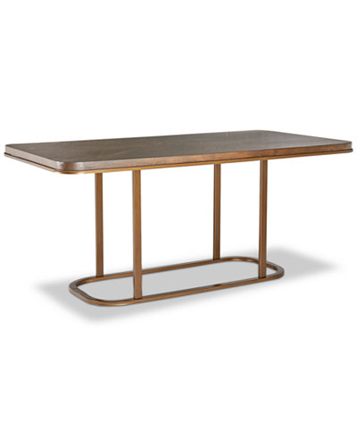 Trevor Dining Table, Quick Ship