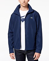 Lacoste Men s Zip-Front Windbreaker 26c72ad4b2a