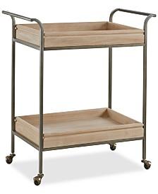 Leon Bar Cart, Quick Ship