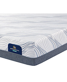 Serta Perfect Sleeper 13'' Weyburn Hybrid Luxury Firm Mattress- Queen