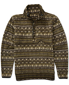 Billabong Men's Boundary Mock-Neck Sweater