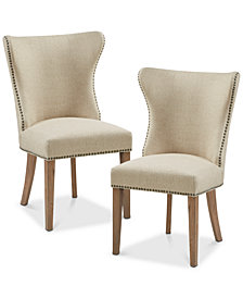 Skylar Dining Side Chair (Set Of 2), Quick Ship