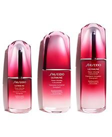 Shiseido Ultimune Collection