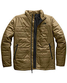 eae3924d5301 The North Face Men s Insulated Bombay Jacket   Reviews - Coats   Jackets -  Men - Macy s