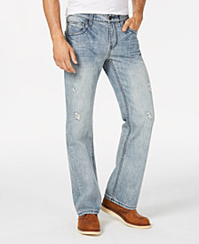 I.N.C. Men's Davey Relaxed-Fit Jeans, Created for Macy's