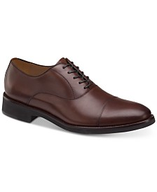 Johnston & Murphy Men's Carlson Cap-Toe Oxfords