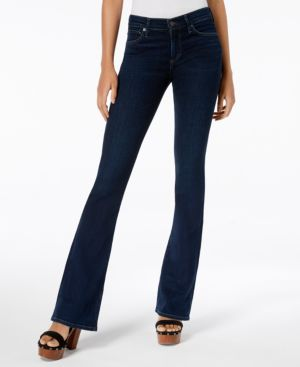 CITIZENS OF HUMANITY Emannuelle Bootcut Jeans in Galaxy