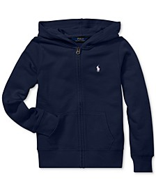 Toddler Girls French Terry Hoodie
