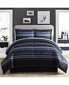 Soho 7-Pc. Queen Comforter Set