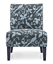 Monaco Accent Chair Bardot Teal