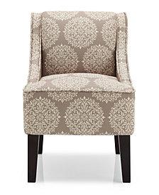 Marlow Accent Chair Gabrielle Stone