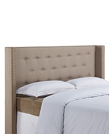 Noe Wing Headboard, King/California King