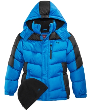 Cb Sports Hooded Puffer...