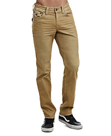 True Religion Men's Geno Flap Corduroy
