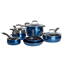 11-Pc. Aluminum Cookware Set