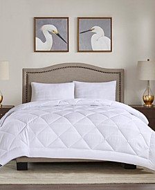 Madison Park 525 Thread Count Full/Queen All Season Cotton Rich Down Alternative Comforter