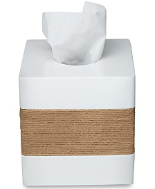 Roselli Trading Company Castaway Tissue Cover
