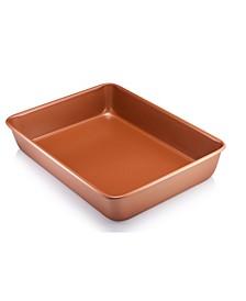 """Nonstick 9.5"""" x 9.5"""" Square Baking Pan"""