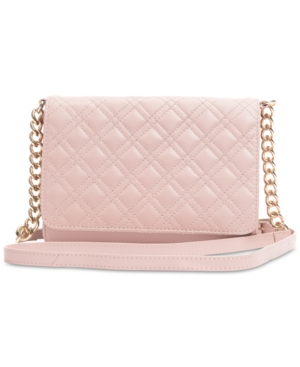Image of Collection Xiix Quilted Leather Crossbody Wallet