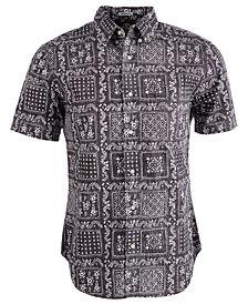 Reyn Spooner Mens Original Lahaina Shirt