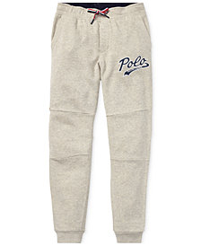 Polo Ralph Lauren Big Boys Cotton French Terry Pants