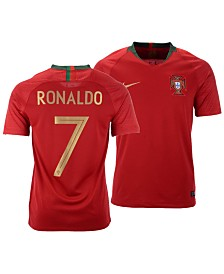 Nike Men's Cristiano Ronaldo Portugal National Team Home Stadium Jersey