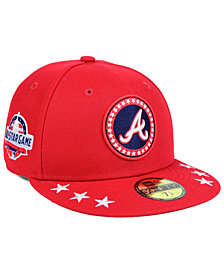 New Era Atlanta Braves All Star Workout 59FIFTY Fitted Cap 2018