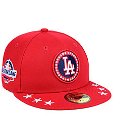 New Era Los Angeles Dodgers All Star Workout 59FIFTY Fitted Cap 2018