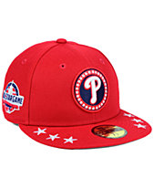 df948df82b4 New Era Philadelphia Phillies All Star Workout 59FIFTY Fitted Cap 2018