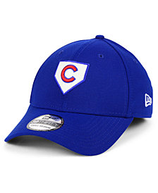 New Era Chicago Cubs The Plate 39THIRTY Cap
