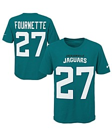 Leonard Fournette Jacksonville Jaguars Pride Name & Number 3.0 T-Shirt, Big Boys (8-20)
